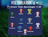 Heel wat verschillende teams komen aan bod in ons Dream Team