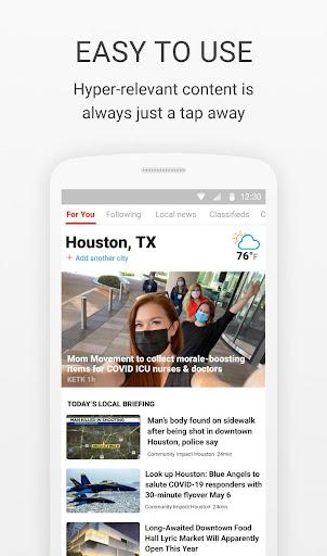 News Break: Local Breaking Stories & US Headlines 8.1.0 Screenshots 4