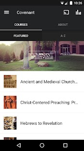 Covenant Seminary- screenshot thumbnail