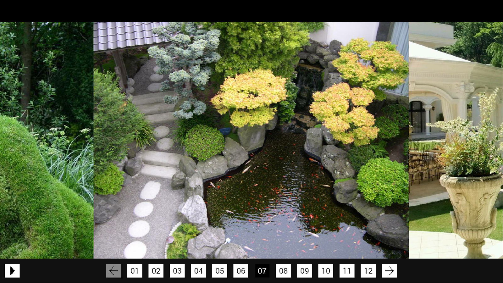 garden decor screenshot - Garden Decor