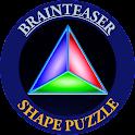 BrainTeaser Shape Puzzle icon