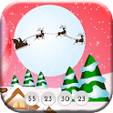 Christmas Count Down Timer LWP icon