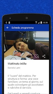 inBlu Radio- miniatura screenshot