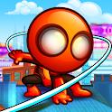Super Swing Man: City Adventure icon