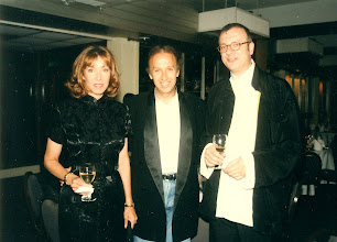 Photo: With Allan & Charmaine @ Stanley Fort 1996.