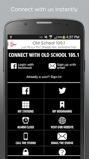 Old School 105.1- screenshot thumbnail