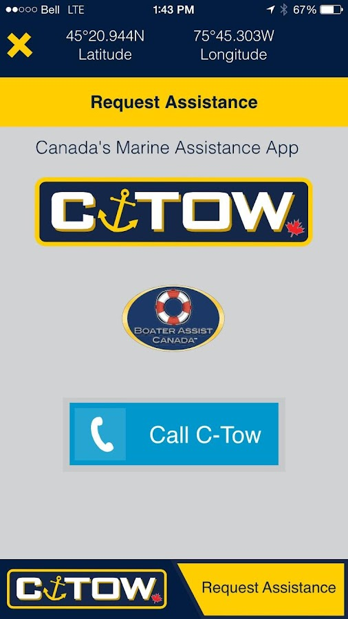 C-TOW- screenshot