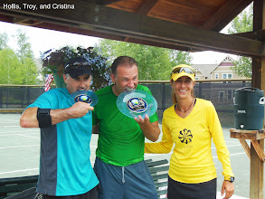 Photo: RVR Tennis Classic Winners