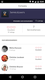 Servicelovers – miniaturescreenshot