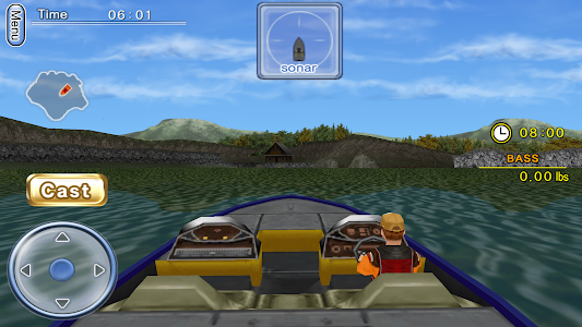 Bass Fishing 3D on the Boat v2.2.0