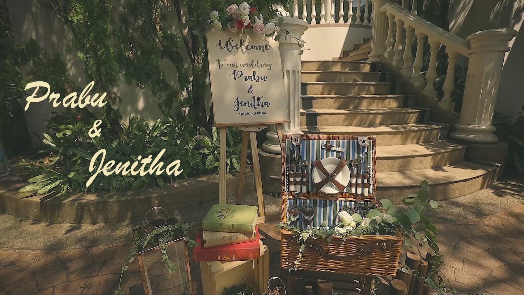 Prabu & Jenitha Wedding Cinematic film Kuala Lumpur