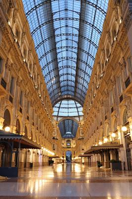 Galleria Vittorio Emanuele  di michimotta