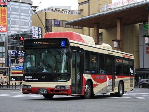 長電バス ・883