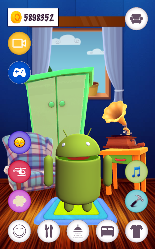 Talking Droid- screenshot