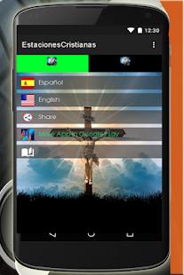 Christian stations - náhled