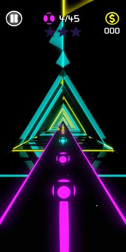 Télécharger Gratuit Glow Road mod apk screenshots 1