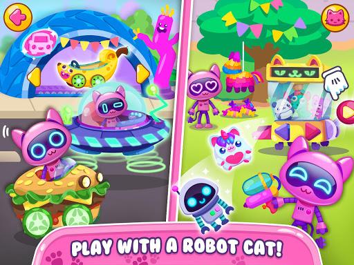 Little Kitty Town - Collect Cats & Create Stories  screenshots 24