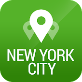 New York City Travel Guide Map