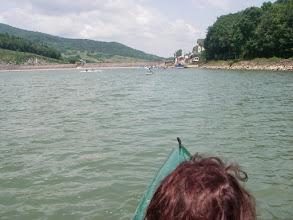 Photo: w tle meta regularnego przepływu