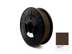 FiberForce Pantone (R) 476 C PLA Filament - 2.85mm (0.75kg)