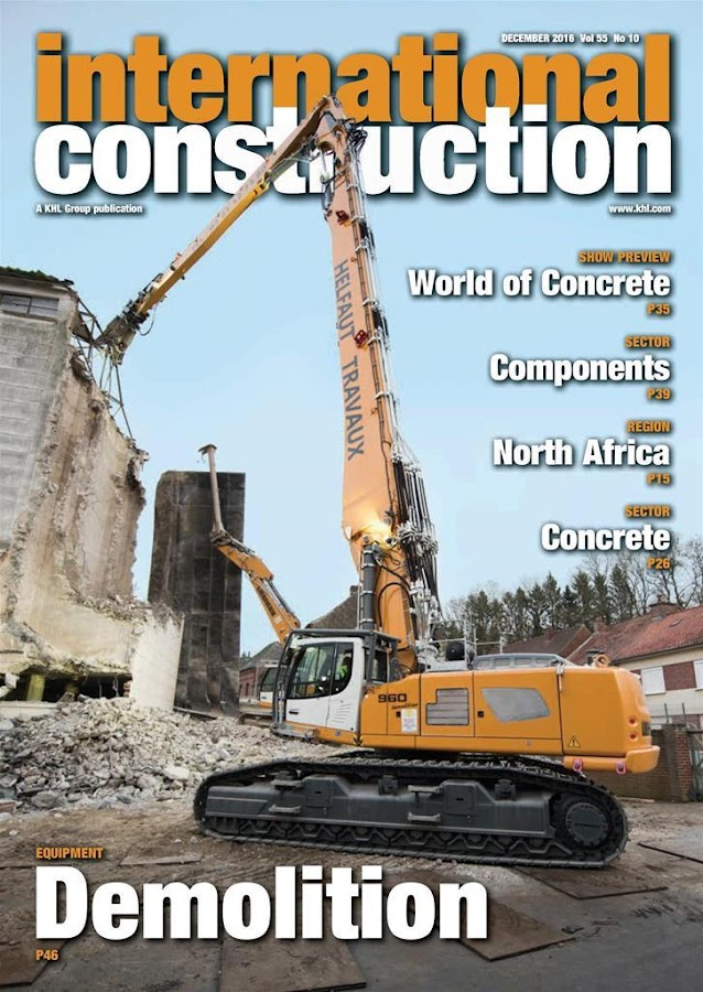 International Construction- screenshot