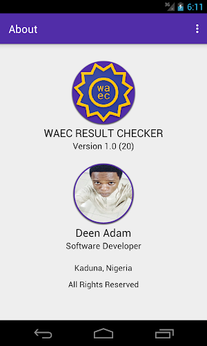 WAEC Result Checker - OFFICIAL