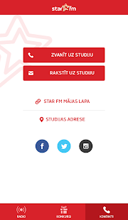 Star FM Latvija- screenshot thumbnail