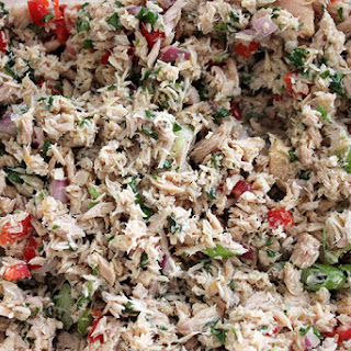 Sesame, Cilantro, & Lime Tuna Salad Recipe