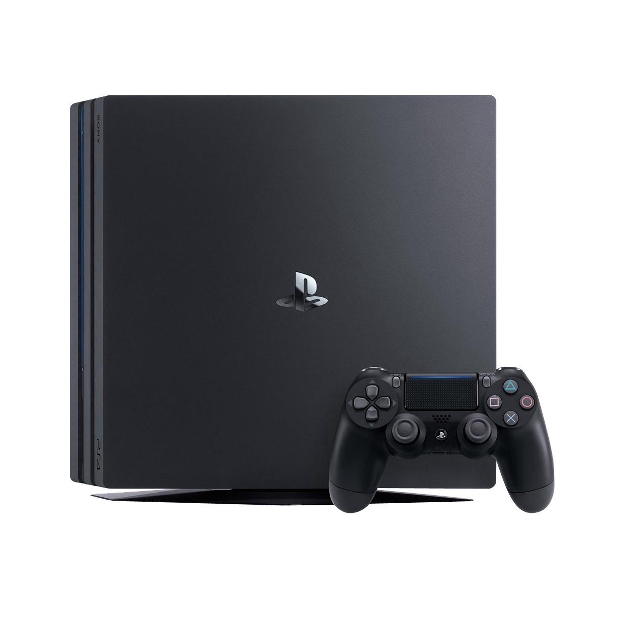 PS4 Pro с улучшенными возможностями