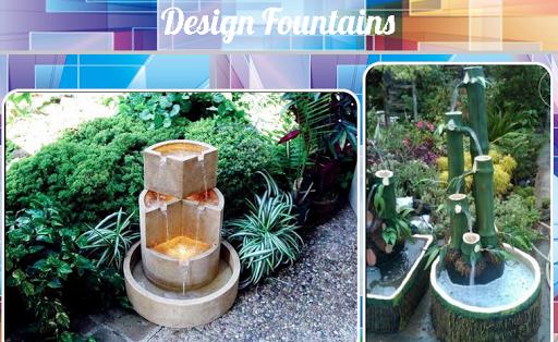 玩免費遊戲APP|下載Design Fountains app不用錢|硬是要APP