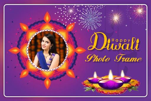 Diwali Photo Frames : Diwali Photo Editor 1.0 screenshots 2
