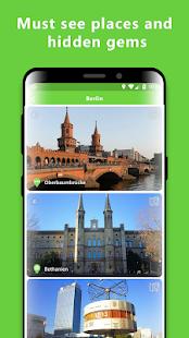 Berlin SmartGuide - Audio Guide & Offline Maps for PC-Windows 7,8,10 and Mac apk screenshot 1