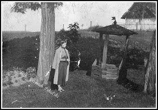 Photo: Nieznana osoba - dość często jej wizerunek powtarza się na zdjęciach...