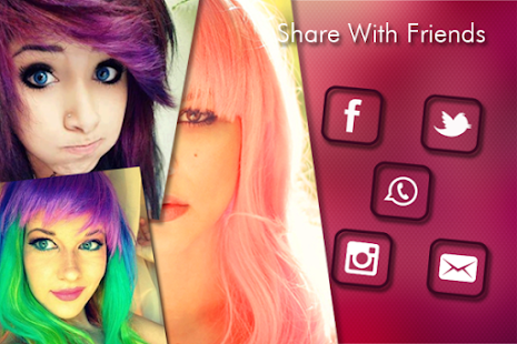 App Change Hair And Eye Color APK for Windows Phone
