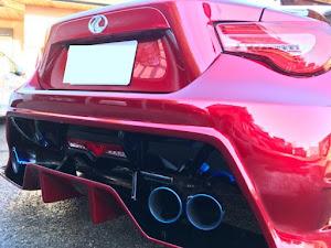 86 GTのサスペンションのカスタム事例画像 KENさんの2018年01月02日13:58の投稿