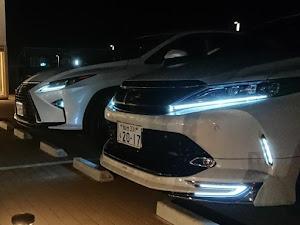 ハリアー  ELEGANCE(ターボ車)H29年式のカスタム事例画像 けんたさんの2018年11月16日01:31の投稿