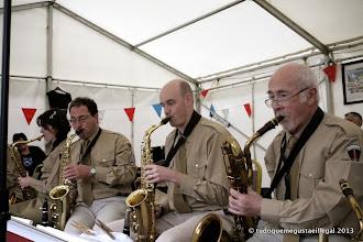 Photo: quattro saxofones
