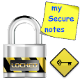 my Secure Notes PRO icon