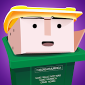 Donald the Trash Bin