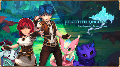 Download Aplikasi Game Forgotten Kingdom APK Dari BRI
