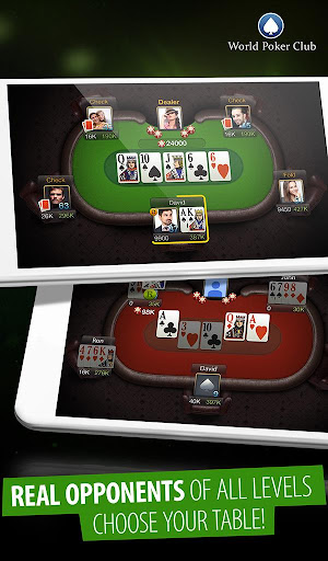 Poker Games: World Poker Club  screenshots 11