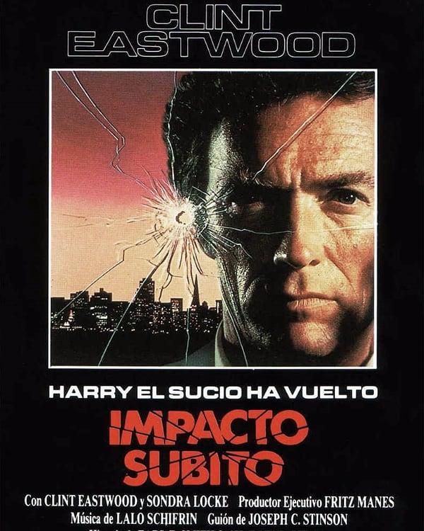 Impacto súbito (1983, Clint Eastwood)