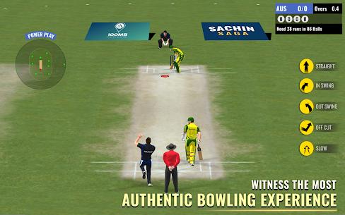 Sachin Saga Cricket Game 10