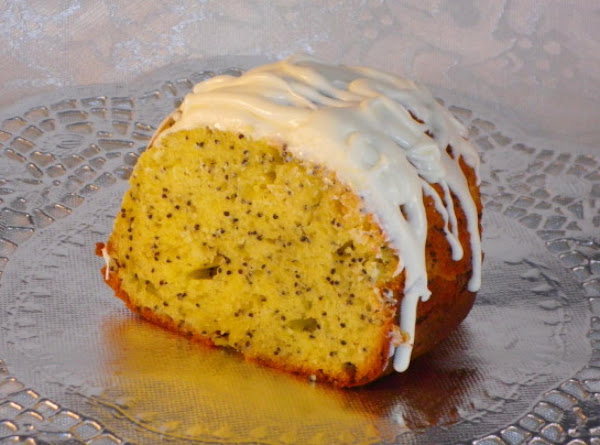Dianne's Poppy Seed Cake Recipe