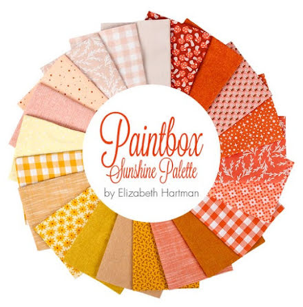 LayerCake Paintbox Elizabeth Hartman Sunshine Palette (16389)