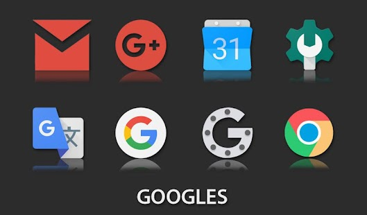 Flex - Icon Pack- screenshot thumbnail