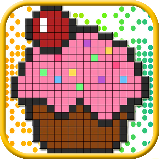 Coloring by Number - The New Pixel Arts