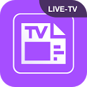 TV Programm App mit Live TV icon