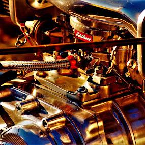 Engine by Martin Stepalavich - Transportation Automobiles