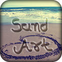 Draw On Sand : Name Art On Sand icon
